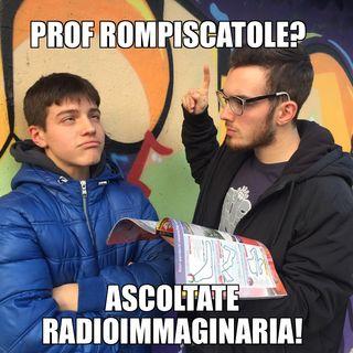 #cr Prof, che problemi la affliggono?