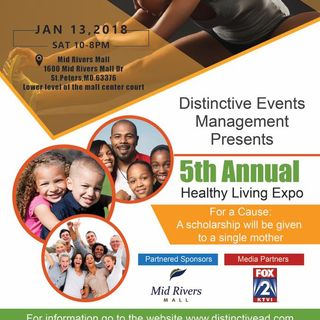 HEALTHY LIVING EXPO 2018