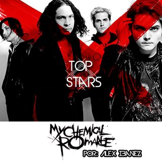 #12 Top Stars - My Chemical Romance