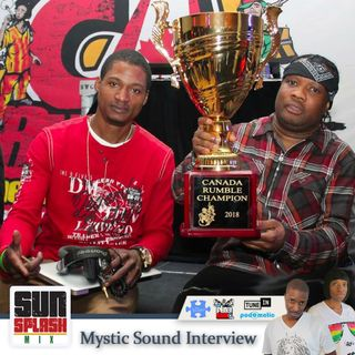 Sunsplash Mix Show Mystic Sound Canada Rumble 2018 Champion