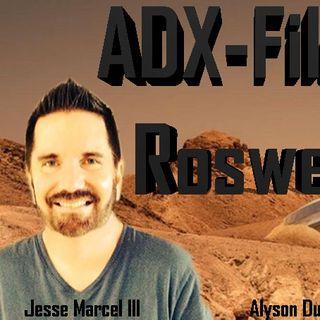 ADX 105 Jesse Marcel III