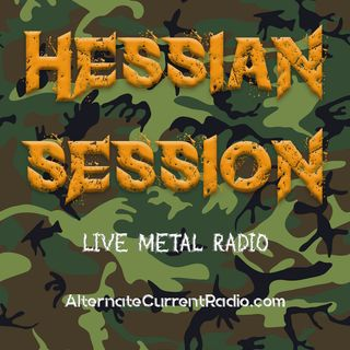 Old School Earache Records Catalog - Hessian Session - Live Metal Radio