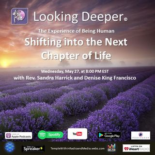 Shifting Into the Next Chapter of Life