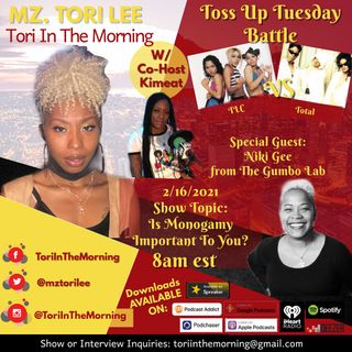 TITM 2021 Ep:4 - Is Monogamy Important To You & TUT - TLC vs Total