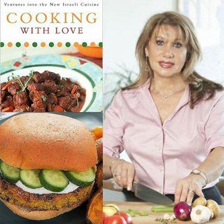 Spicy Chickpea Rice Burgers - Ruth Milstein on Big Blend Radio