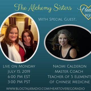 The Alchemy Sisters with Naomi Calderon, Master Coach