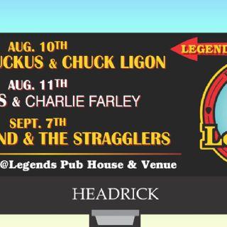 LEGENDS Countryfest begins FRIDAY @ Legends Event Park In Chickasha!!