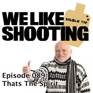 WLS Double Tap 089 - Thats the Spirit