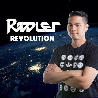 Episode #203 RIDDLERS REVOLUTION