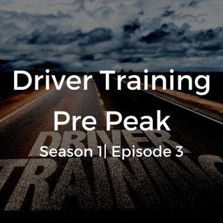 Customer Conversation: Driver Training Before Peak