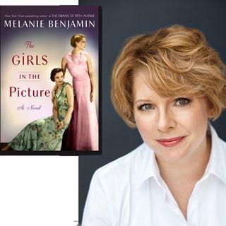 Author Melanie Benjamin stops by #ConversationsLIVE