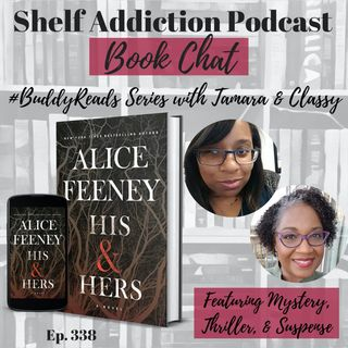 #BuddyReads Discussion of His & Hers | Book Chat