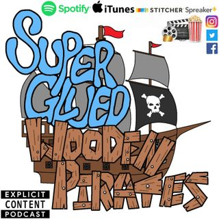 Super Glued Wooden Pirates