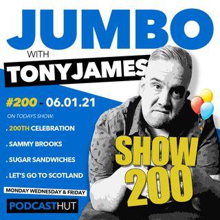 Jumbo Ep:200 - 06.01.21 - 200th Celebration