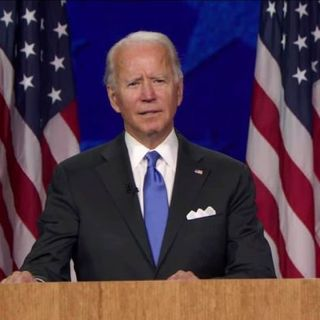 Usa, Joe Biden accetta la nomination per la Casa Bianca