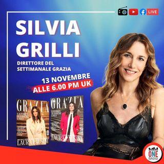 Silvia Grilli: Laura Pausini per un giorno direttrice di GRAZIA