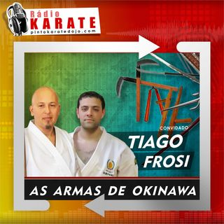 AS ARMAS DO KARATE ( reprise) - Rádio Karate