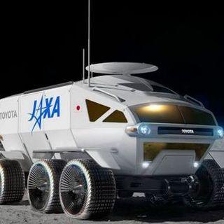 Luna, il rover giapponese trova nome