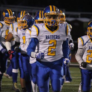 North Brunswick Football vs. Trenton: Central Jersey, Group V Quarterfinals