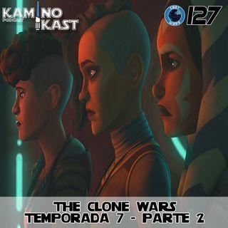 KaminoKast 127: The Clone Wars Temporada 7 Parte 2