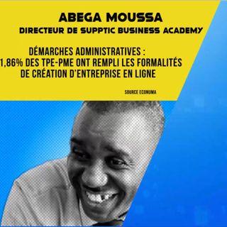 La dématérialisation des démarches administratives au Cameroun avec Abega Moussa