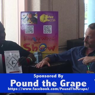 The Creation of a SuperHero: Indie Comic Creator Jeremy Mosby interview on the Hangin With Web Show