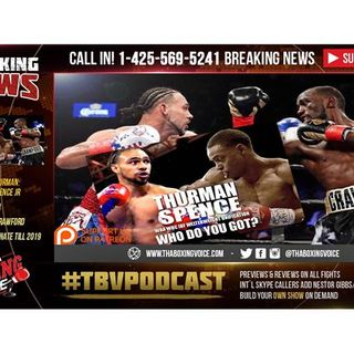 Keith Thurman: Errol Spence Jr or Terence Crawford Fight will Marinate till 2019