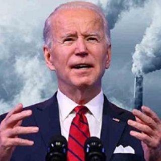 Vertice sul clima, Biden annuncia ancora una volta che siamo sull'orlo del baratro