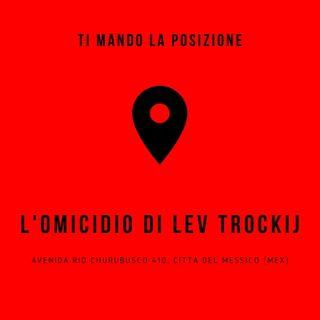 L'omicidio di Lev Trockij - Avenida Rio Churubusco 410, Città del Messico (MEX)