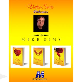 My First Book Published by Author Mike Sims