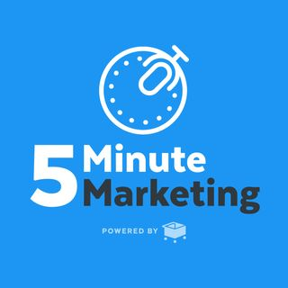 5 Minute Marketing: Shortcuts to Growing Your Business Online, 5 Minutes at a Time