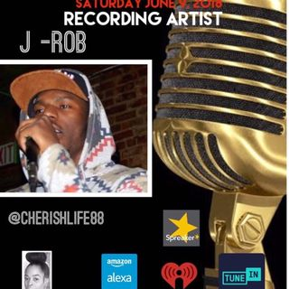 THE TOUR: SPECIAL GUEST: RECORDING ARTIST J-ROB
