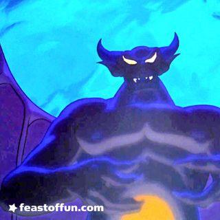 FOF #2625 - Hot for the Monster from Disney's Fantasia