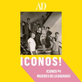 Mujeres de la Bauhaus