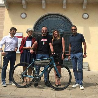 Da Schio a Ostuni in bici (e pacemaker): la sfida solidale di Gianluca