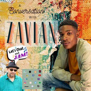 A Conversation with Zavian