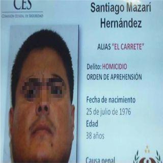 Dictan segundo auto de formal prisión a El Carrete