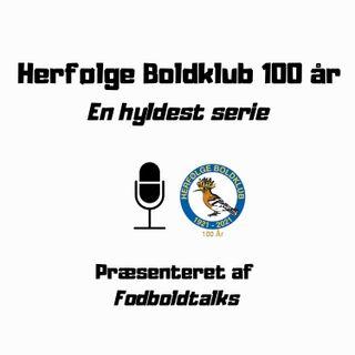 Herfølge Boldklub legender: Snak 3 - Tidligere landsholdsangriber Nicklas Pedersen