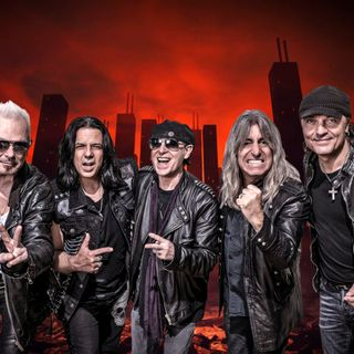 Scorpions - Klaus Meine Interview