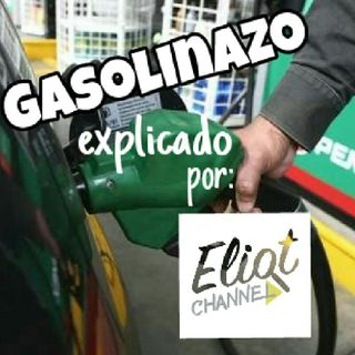 GASOLINAZO - Eliot Chanel MX