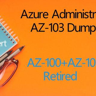 Microsoft AZ-103 exam dumps