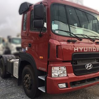Hyundai HD1000 Tractor Head Full Review