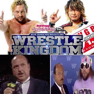Wrestle Kingdom 13 Preview / RIP Mean Gene