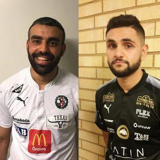 Derby i Futsal i Örebro under onsdagskvällen