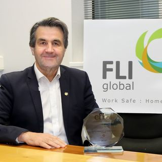 FLI-Group, headquartered in Waterford, wins an international environmental award