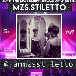THE TOUR: SPECIAL GUEST MZS. STILETTO