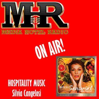 Silvia Cangelosi intervista Mafalda Minnozzi per HOSPITALITY MUSIC su MHRadio