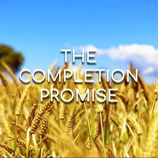 The Completion Promise - Morning Manna #2957
