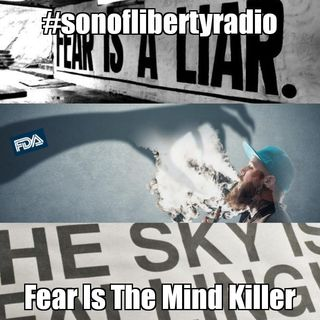 #sonoflibertyradio - FEAR
