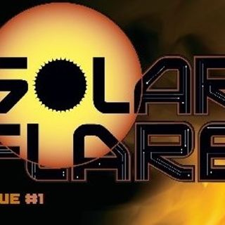"Legends of the Panel Interview: James Haick ""Solar Flare Comic"""